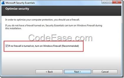 Security Essentials: Microsoft's free anti virus software – CodeEase com