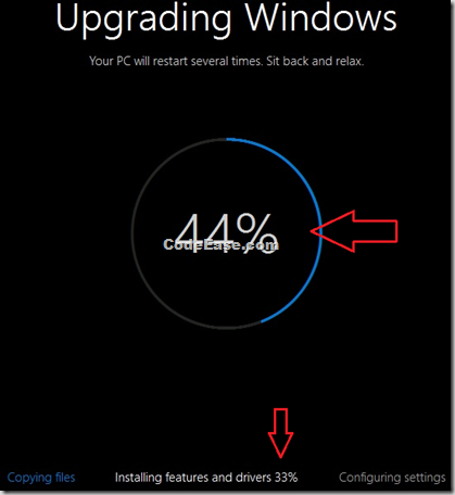 Update Windows 10 Insider Preview to Windows 10 RTM – CodeEase.com